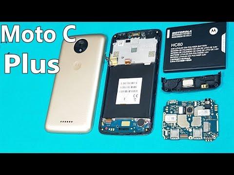 Moto C Plus Disassembly /Moto C Plus Teardown / All Internal Parts Of MOTO C PLUS