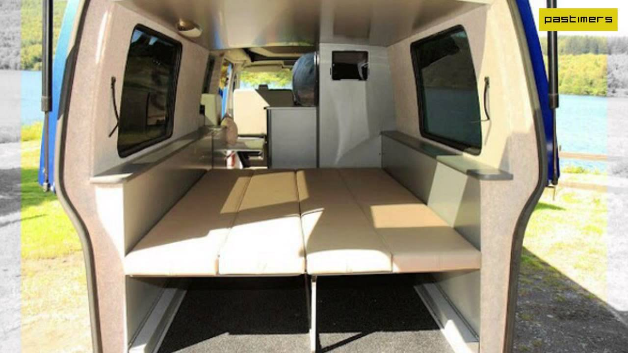 auto report motorhome doubleback volkswagen camper youtube. Black Bedroom Furniture Sets. Home Design Ideas
