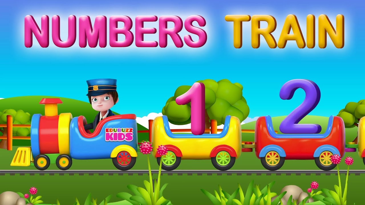 Learning Numbers 1 To 10 For Kids