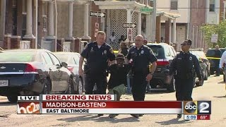 RAW VIDEO | Man in Baltimore Police custody collapses on camera
