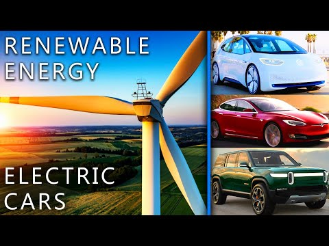 How Governments Encourage Renewable Energy and Electric Vehicles