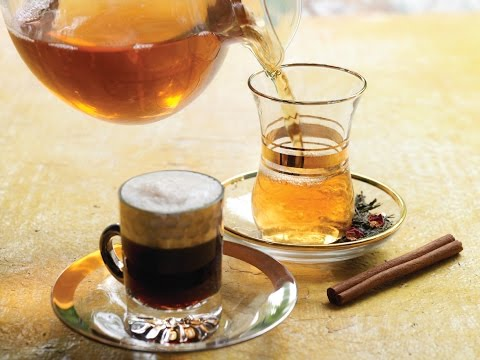 Любимые напитки чай и кофе  Польза или вред