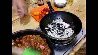 имбирно кунжутный соус
