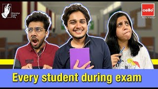 Every Student During Exams | ft. Abhinay Berde | #CelloWriting #bhadipa