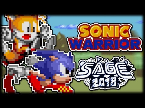 Little Planet in Danger... Again - Sonic Warrior DEMO | SAGE 2018 Preview Showcase