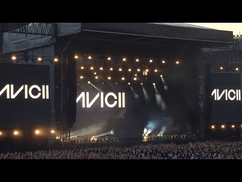 Avicii - Live @ Japan Tour 2016 (QVC Marine Field) - Re-Edit Version