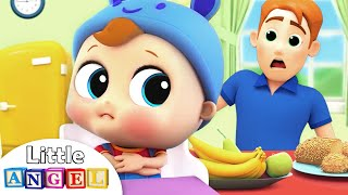 No No Baby, Eat Your Fruits! Nursery Rhymes by Little Angel