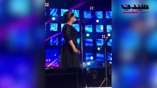 نوال الكويتية تغني جديدها لأول مرة في حفل العيد في دبي