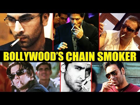 Top Bollywood Celebrities Who Are Chain-Smokers In Real Life