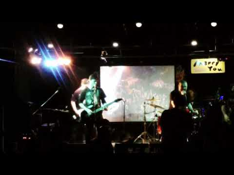 One Step Closer (By Influence) Chester Linkin Park Tribute At Merry You Live House (Hamamatsu)