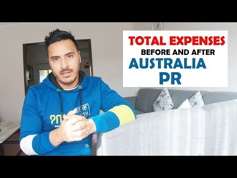 EXPENSES TO APPLY AUSTRALIA PR II FULL INFORMATION