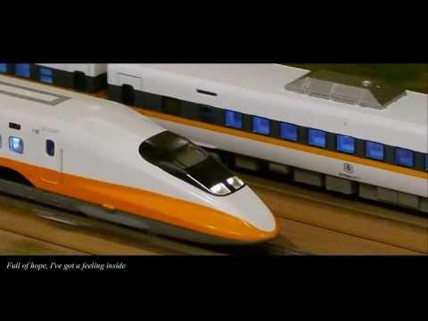 [鐵道模型HD] k'ice N-Gauge File 24.0:板橋運転会 鬪鉄‧高速鉄道の挑戦!台鉄TEMU1000 タロコ号 Attack on TRA Taroko Express