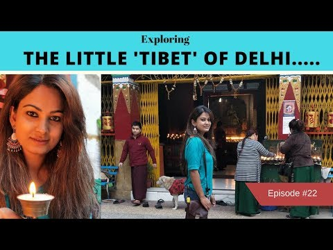 Majnu Ka Tila | Tibetan Market in Delhi | Things To Do In Delhi | DesiGirl Traveller
