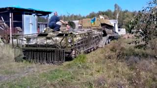 Славута отримала новий мт-лб на ремонт