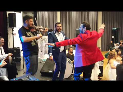 Samim Sakaryalı - Roman Gayda (Grup-Harem Mannheim düğün)