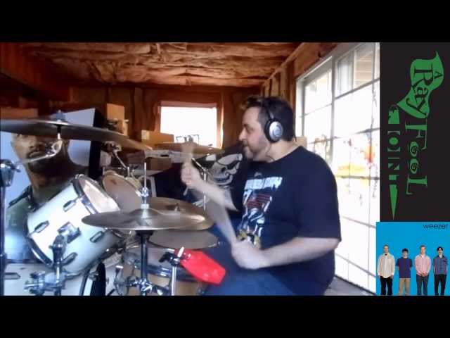 Undone The Sweater Song -- Weezer (Drum Cover)