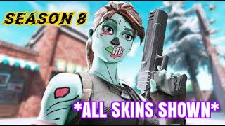 NOUVEAU FORTNITE SEASON 9 -SKINS