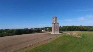 Horton Tower phantom 4 drone footage | Dorset | Simon Foster