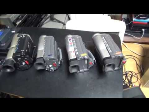 Review Of 3 Cool Canon Hi8 Camcorders