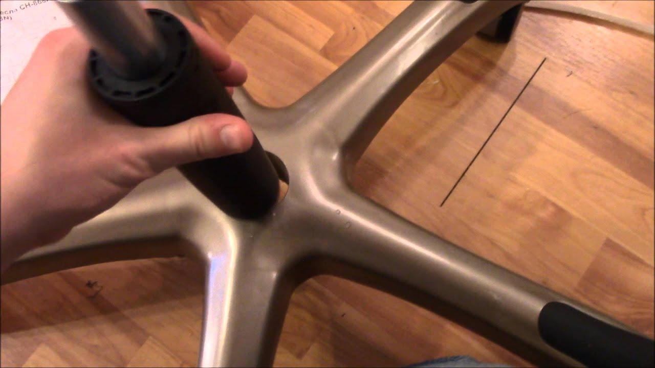 инструкция псборке компьютерного стула
