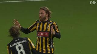 Höjdpunkter IFK Norrköping - BK Häcken 4-1 (19-09-17)