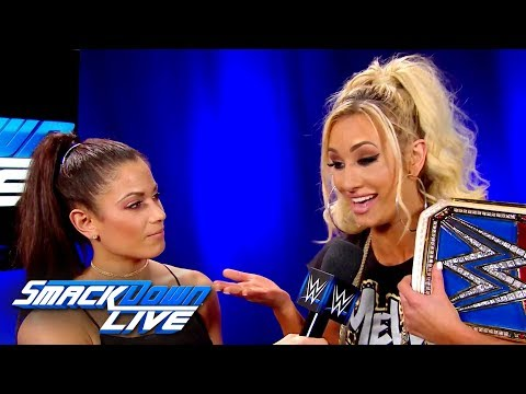 Carmella asserts that she is ready for Asuka:  SmackDown LIVE, May 22, 2018