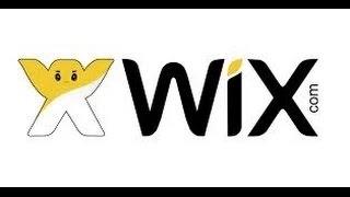 Создать сайт БЕСПЛАТНО на wix.ru Пошаговое руководство!