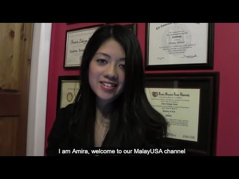 What MalayUSA Channel Is All About - Introductory Trailer Video by Kakak Amira