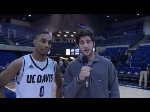 Men's Basketball UCD VS SAC STATE