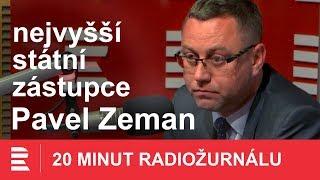 Pavel Zeman: Cesta, jak ovlivnit vyšetřování kauzy Čapí hnízdo, není