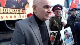 Погиб под Дебальцево: сестре Ивана Королькова вручили медаль
