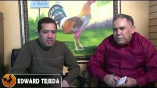Entrevista a Edward Tejeda de la Traba Tejeda Sport. R.D