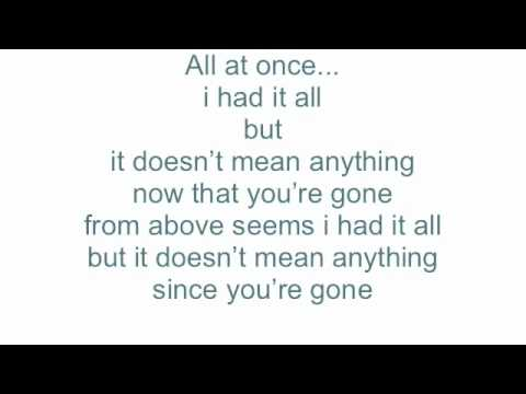 Doesn_t Mean Anything - Alicia Keys - Lyrics On Screen+ Ringtone Download