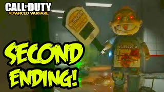"Advanced Warfare Zombies - Easter Egg ""Burger Town"" Alternative Ending - Bubby Rampage (Exo Zombies)"