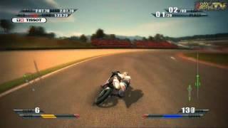 MotoGP 09/10 Demo - Xbox 360 Championship Race Gameplay