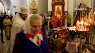 Пасха в церкви в Ганцевичах (начало)