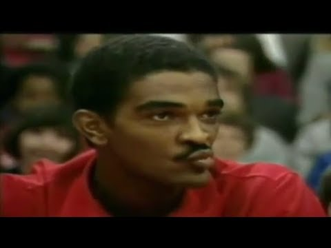 Ralph Sampson - 1984 NBA Slam Dunk Contest