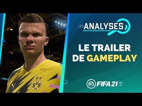 FIFA 21 : JE DÉCOUVRE LE TRAILER DE GAMEPLAY