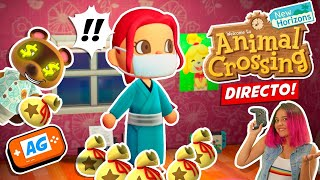PROBLEMAS en Animal Crossing New Horizons MÁS DINERO!