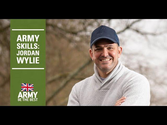 Jordan Wylie | Army Skills | British Army