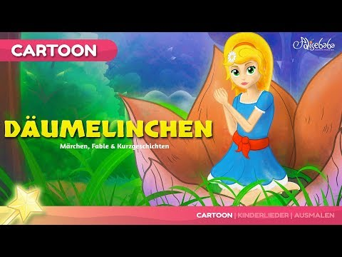 Däumelinchen - Märchen für Kinder und Gute Nacht Geschichte