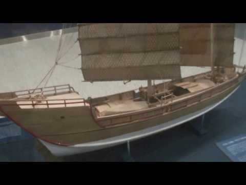 The Bakau Ship - An Early Ming Chinese Junk:中国・明朝初期のジャンク船