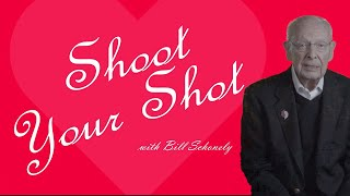 Bill Schonely helps you shoot your shot this Valentine's Day