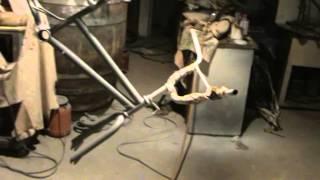 покраска и переделка велосипеда(Это видео создано с помощью видеоредактора YouTube (http://www.youtube.com/editor), 2015-02-03T18:23:38.000Z)