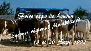 Loudun Concours Montbéliard 1992