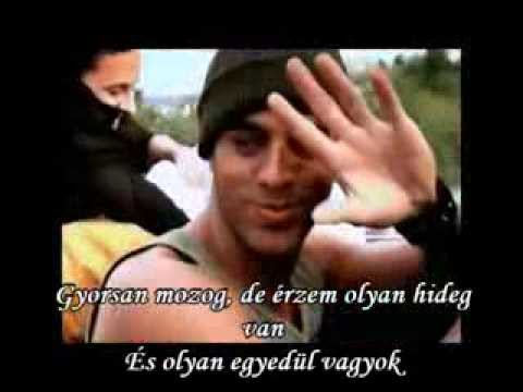 Enrique Iglesias Be With You Hungarian lyrics