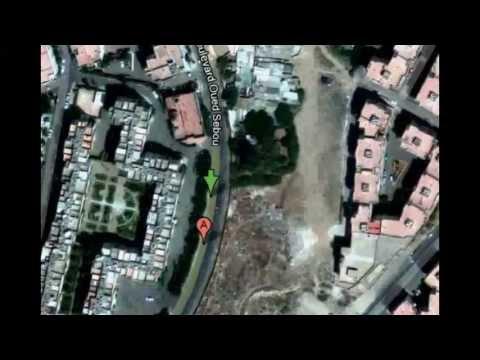 google maps révèle un horrible viol dans une banlieue de CASABLANCA