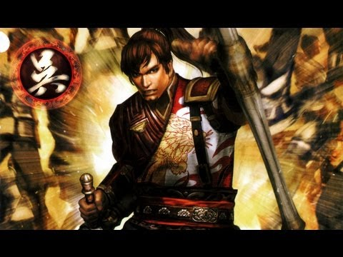 Dynasty Warriros 8 - Sun Ce 5th Weapon Conqueror's Roar Unlock Guide