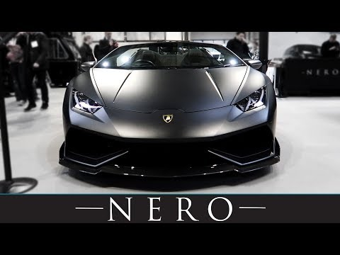 Performance Car Show 2018 with Nero, Yiannimize and Urban