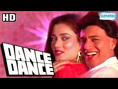 Dance Dance {HD} - Mithun Chakraborty - Mandakini - Smita Patil - Amrish Puri - Hindi Full Movie